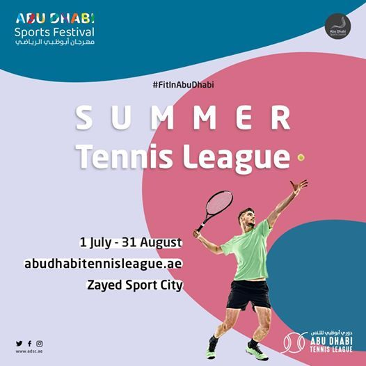 Summer Tennis League