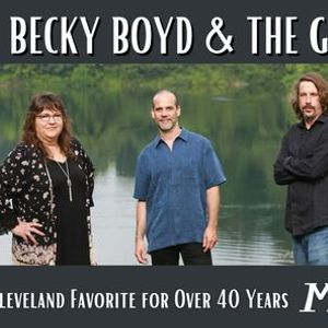 Becky Boyd & The Groove Train