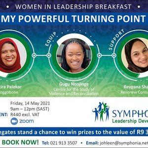 Women in Leadership Breakfast - Cape Town
