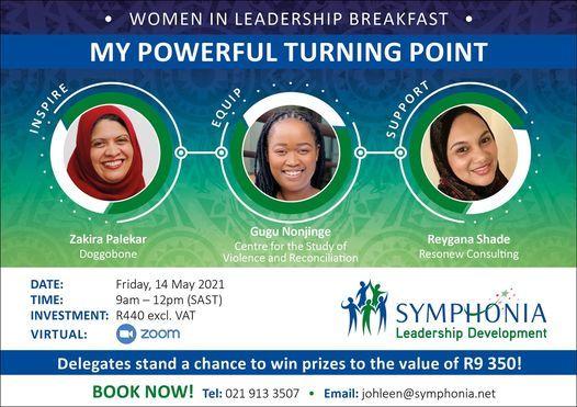 Women in Leadership Breakfast - Virtual, 12 May | Online Event | AllEvents.in