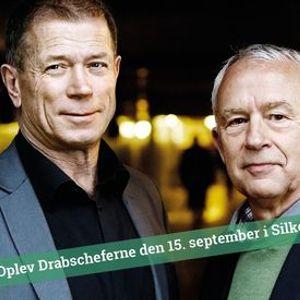 Foredrag med drabscheferne Kurt Kragh og Ove Dahl - Silkeborg