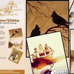 Coffee Essence Workshop with Trishna Patnaik