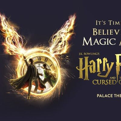 Harry Potter and the Cursed Child - Parts 1 & 2 Wed 1400 & 1900