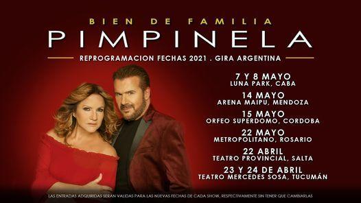 Pimpinela en el Luna Park, 7 May | Event in Buenos Aires | AllEvents.in