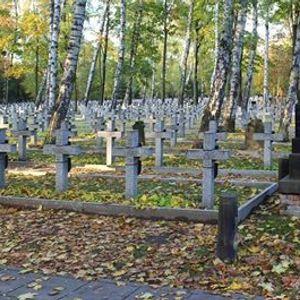 Cmentarz Wojskowy na Powzkach.