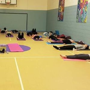 Yoga classes for health and well-being