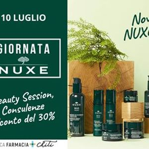 Beauty Day NUXE  NUXE BIO