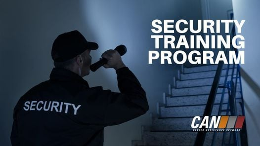 Security Training Program, 26 April | Event in Red Deer | AllEvents.in