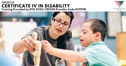 Study a Certificate IV in Disability in Wodonga., 6 November | Event in Wodonga | AllEvents.in