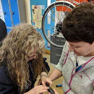 Puncture Repair Class