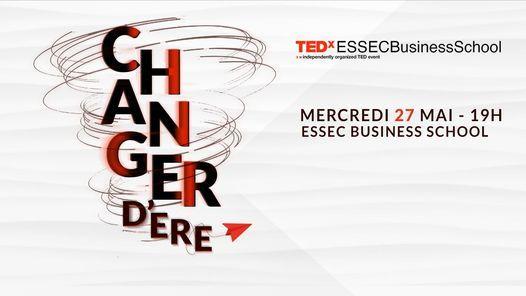TEDxESSECBusinessSchool - Edition 2020