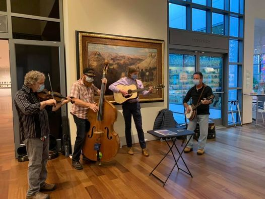Live@CAM: Wilmington Bluegrass School Instructor Band, 27 February   Event in Wilmington   AllEvents.in