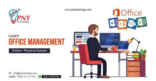 Learn Office Management   Event in Lahore   AllEvents.in