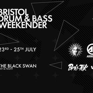 Bristol Drum & Bass Weekender 2021