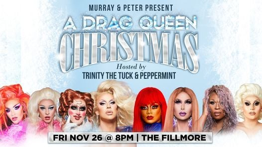 A Drag Queen Christmas - The Naughty Tour, 26 November | Event in Denver | AllEvents.in