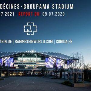 Rammstein - Lyon Groupama Stadium - 09072021