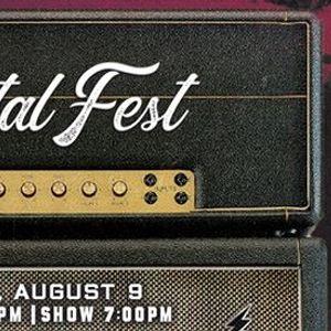 Metal Fest feat. The Four Horsemen Headmotor & more