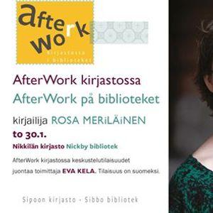 After work Rosa Merilinen