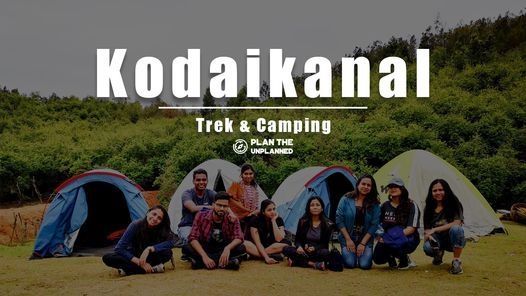 Kodaikanal Trek and Camping | Event in Bangalore | AllEvents.in