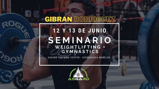 Seminario Weightlifting+Gymnastics, 12 June | Event in Cuernavaca | AllEvents.in