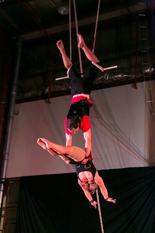 Intro to Duo Trapeze