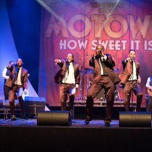 Motown - How Sweet It Is