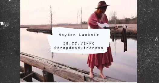 Hayden Laeknir Live at Rebellion, 18 September   Event in Wilmington   AllEvents.in