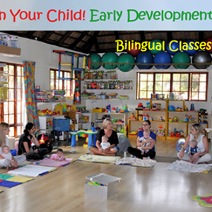 Developmental classes for children 2 - 36 months