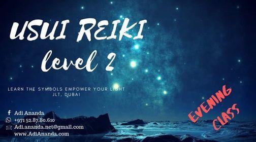 USUI REIKI LEVEL 2: Evening Certified Training Course, Dubai, 15 April | Event in Dubai | AllEvents.in