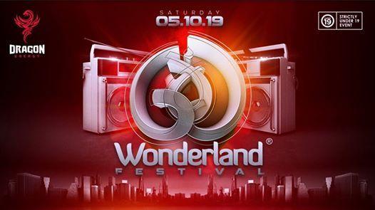 Wonderland HIP HOP festival - 5th October 2019