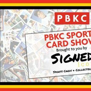 PBKC Sports Card Show