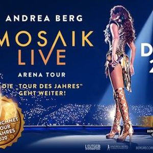 Andrea Berg Mosaik Live Arena Tour 2022 - DORTMUND