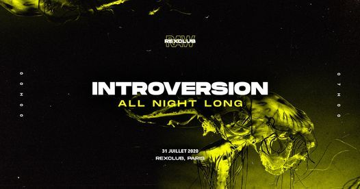 RAW Introversion All Night Long