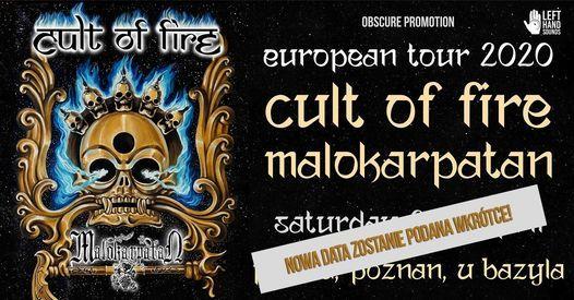 Przeoony Cult of Fire  Malokarpatan - Poznan
