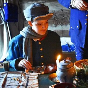 Christmas Through the Ages at the Old Fort