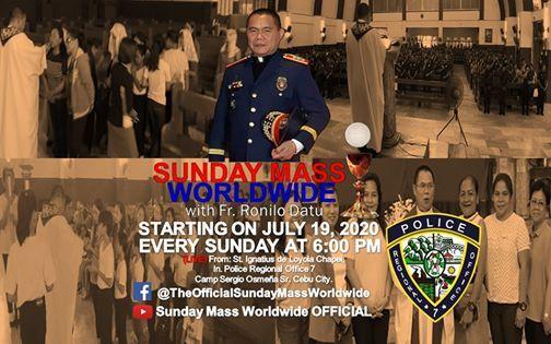Sunday Mass Worldwide is Back On-Air