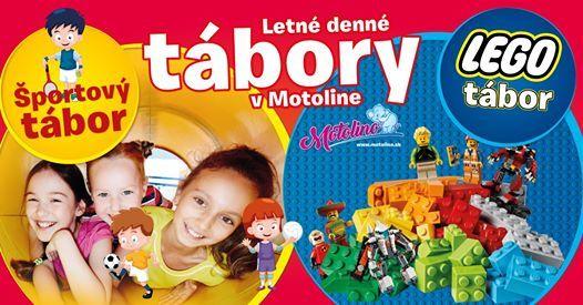 Denn Lego tbor v Moline - 6.7-10.7