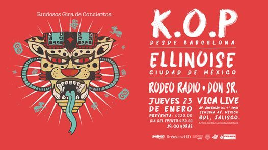 141 Live Music Events In Guadalajara