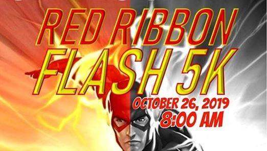 Red Ribbon Flash 5K