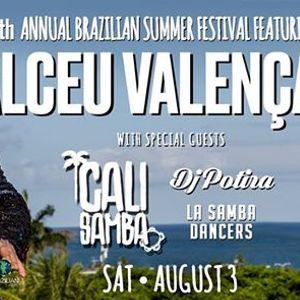25th Brazilian Summer Fest feat Alceu Valena