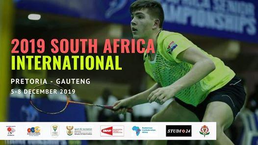 2019 South Africa International