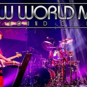 New World Men  Hommage  RUSH