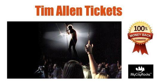 Tim Allen Tickets Las Vegas NV Mirage Terry Fator Theatre | Event in Las Vegas | AllEvents.in