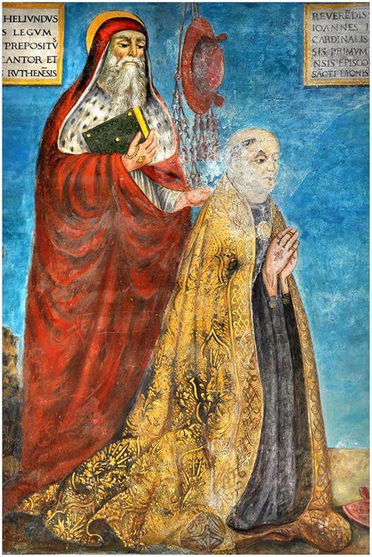 Un personnage  la pasolini  le cardinal Jean Jouffroy