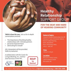 Healthy Relationship Support Group