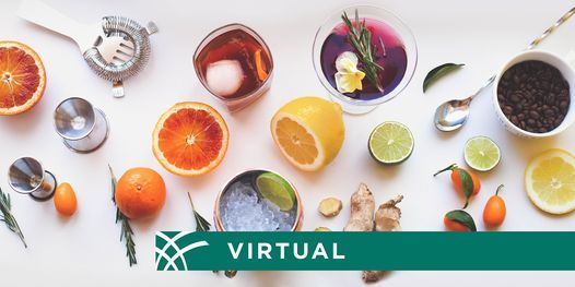 Trash Cocktails for Conservation: Virtual Sustainable Mixology Class, 22 April | Online Event | AllEvents.in