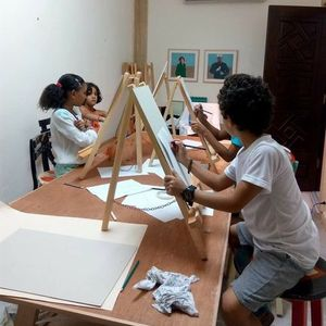 Drawing and Painting for kids Walaa bedier