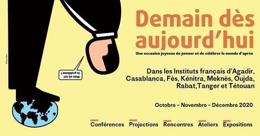Demain dès aujourd'hui | Event in Casablanca | AllEvents.in
