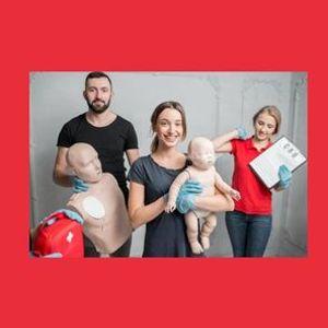 12 Hour Paediatric First Aid Course Fareham