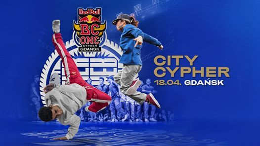 Red Bull BC One City Cypher - Gdask